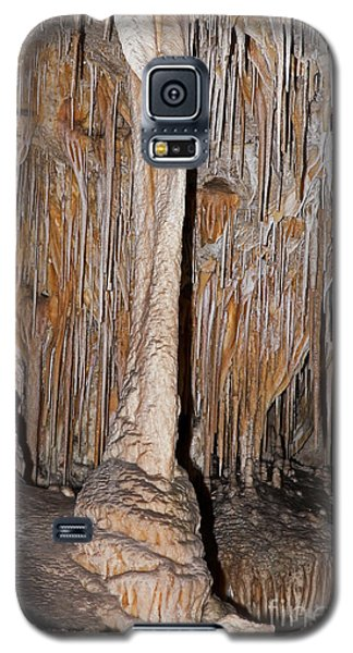 Painted Grotto Carlsbad Caverns National Park Galaxy S5 Case