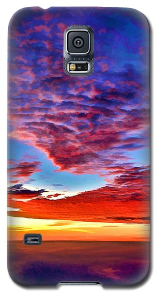 Painted Heavens Galaxy S5 Case
