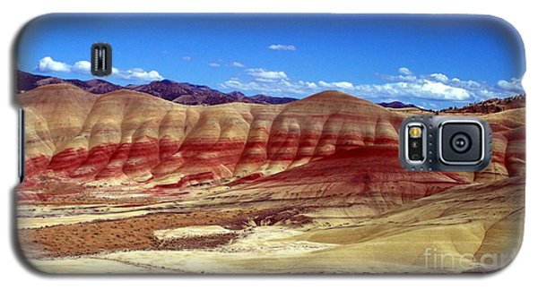 Painted Hills Galaxy S5 Case by Chalet Roome-Rigdon
