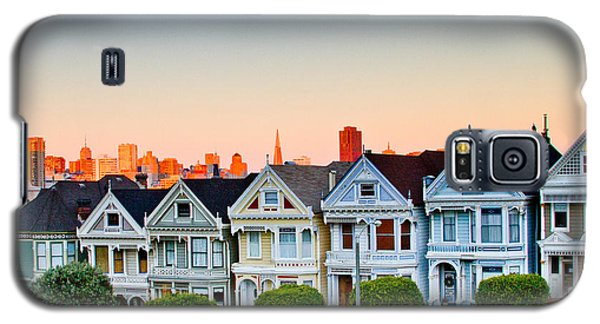 Painted Ladies Galaxy S5 Case by Bill Gallagher