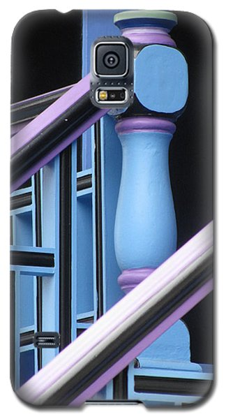 Painted Lady Galaxy S5 Case