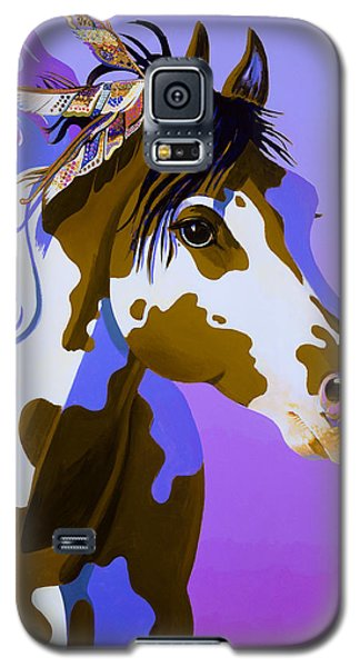Painted Lady Galaxy S5 Case by Bob Coonts