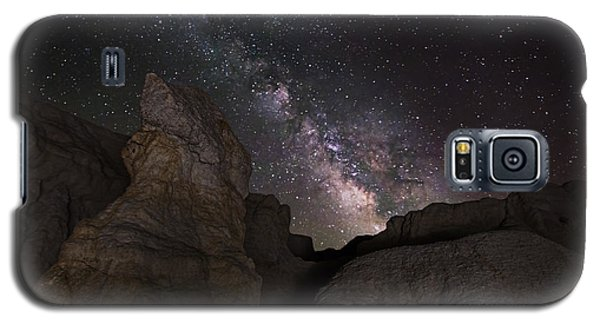 Painted Night Galaxy S5 Case