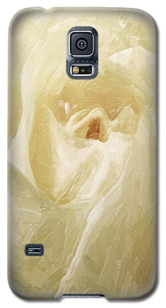 Painted Rose Galaxy S5 Case