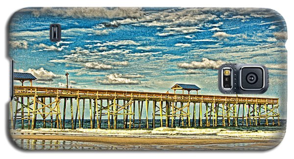 Surreal Reflection Pier Galaxy S5 Case