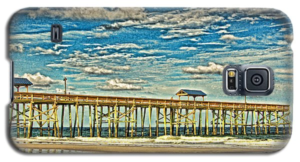 Surreal Reflection Pier Galaxy S5 Case by Paula Porterfield-Izzo