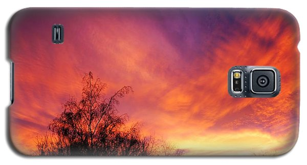 Painted Sky Galaxy S5 Case