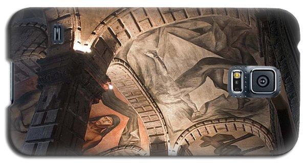 Painted Vaults Galaxy S5 Case by Lynn Palmer