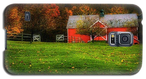 Autumn Dreams - Dorset Vermont Galaxy S5 Case