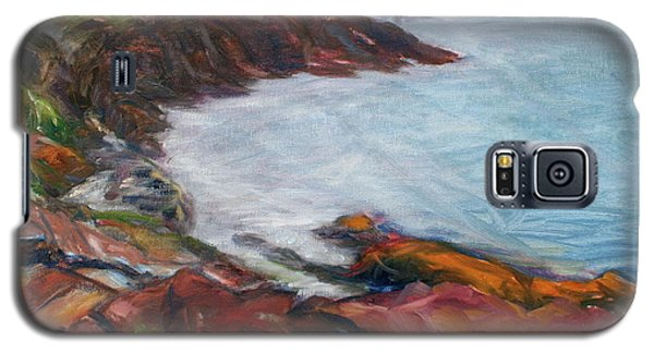 Painterly - Bold Seascape Galaxy S5 Case
