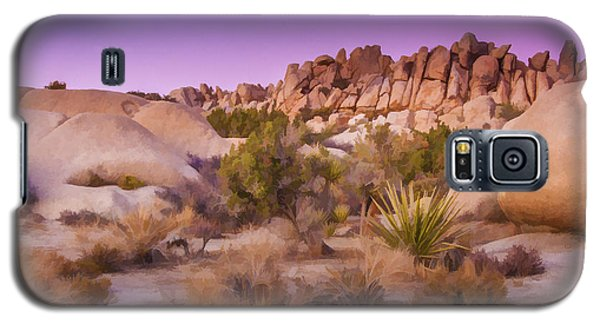 Painterly Desert Galaxy S5 Case