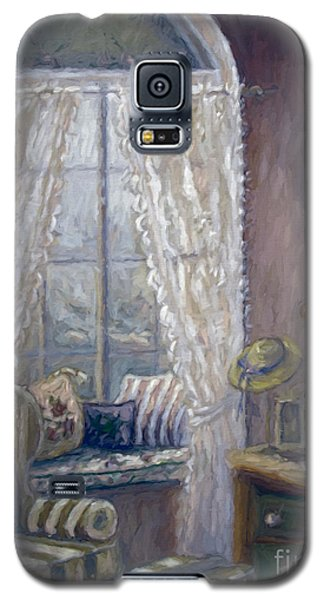 Painting Of A Child's Bedroom/ Digitally Altered Galaxy S5 Case