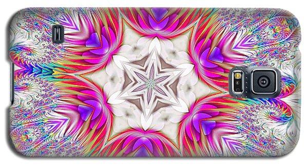Paisley Love Kaleidoscope Galaxy S5 Case