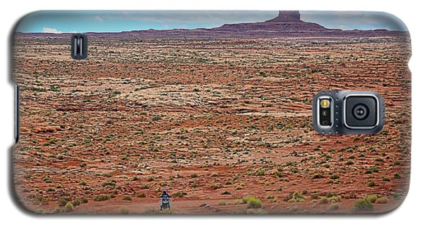 Paiute Road Galaxy S5 Case by Britt Runyon