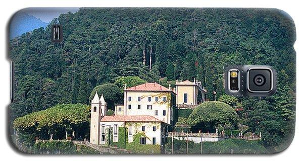 Palace At Lake Como Italy Galaxy S5 Case