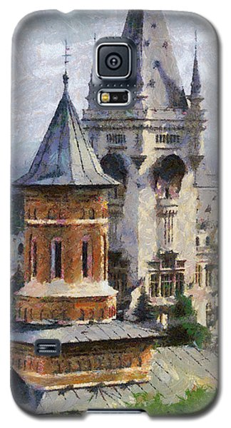 Palace Of Culture Galaxy S5 Case