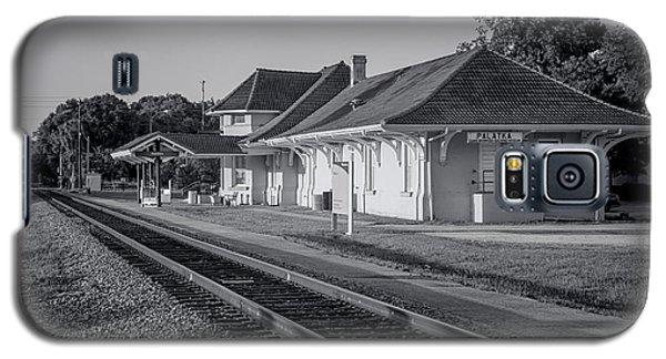 Palatka Train Station Galaxy S5 Case