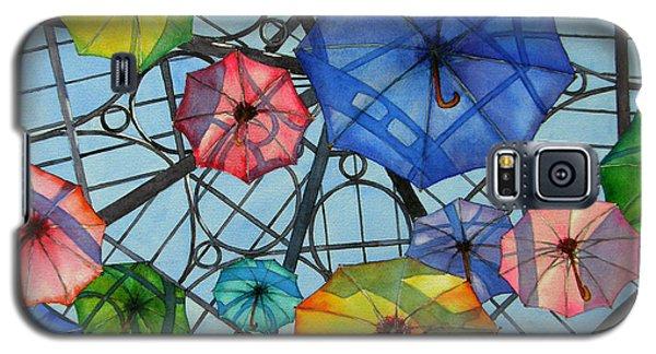 Palazzo Parasols Galaxy S5 Case by Judy Mercer