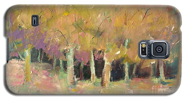 Pale Forest Galaxy S5 Case by Michelle Abrams
