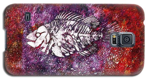 Paleo Fish Galaxy S5 Case