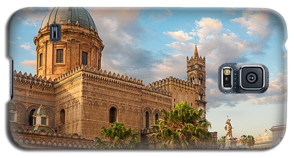 Palermo Cathedral Galaxy S5 Case by Gurgen Bakhshetsyan