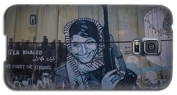 Palestinian Graffiti Galaxy S5 Case