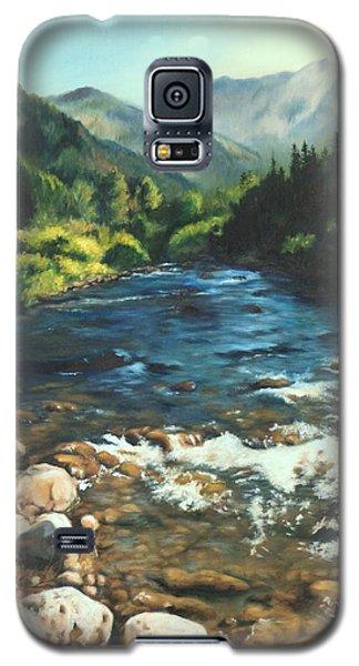 Palisades Creek  Galaxy S5 Case