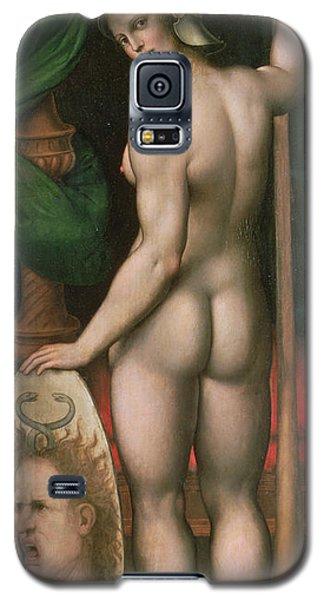Gorgon Galaxy S5 Case - Pallas Athena by Fontainebleau School