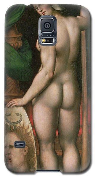 Pallas Athena Galaxy S5 Case by Fontainebleau School