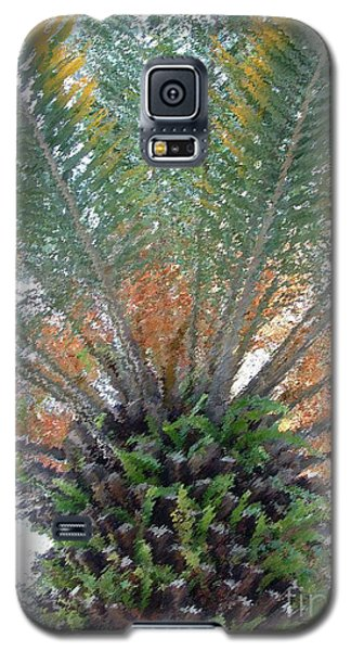 Palm Art Galaxy S5 Case