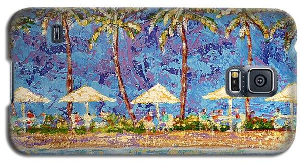 Palm Beach Life Galaxy S5 Case