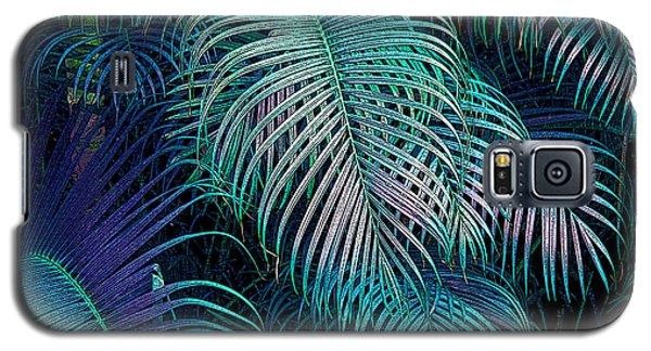 Palm Fronds Galaxy S5 Case by Mariarosa Rockefeller