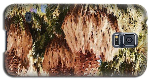 Palm Galaxy S5 Case by Muhie Kanawati