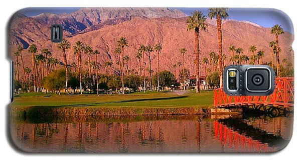 Palm Springs Galaxy S5 Case by Chris Tarpening