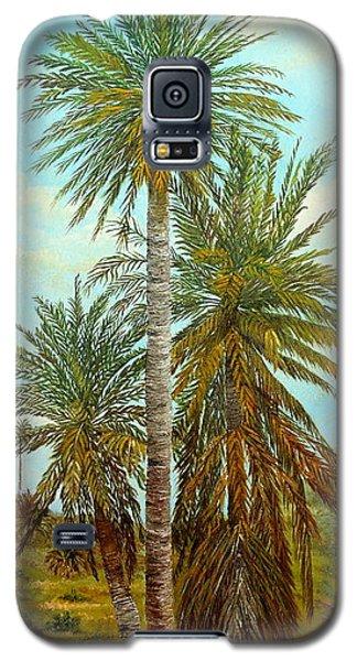 Palm Trees Galaxy S5 Case