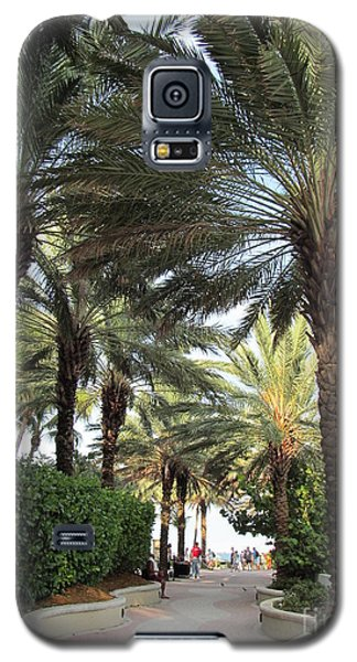 Palmas Del Mar Galaxy S5 Case