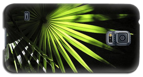 Palmetto And Rays Galaxy S5 Case