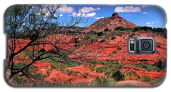 Palo Duro Canyon State Park Galaxy S5 Case by Thomas R Fletcher