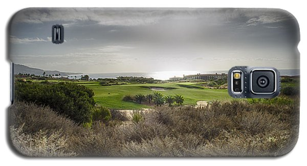 Galaxy S5 Case featuring the photograph Palos Verdes Landscape by Joseph Hollingsworth