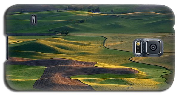 Palouse Shadows Galaxy S5 Case