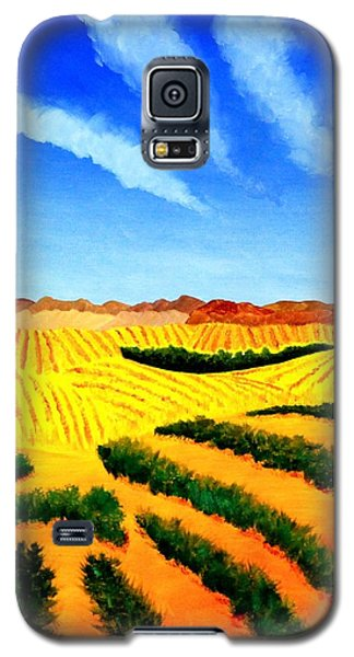 Palouse Galaxy S5 Case by Thomas Gronowski
