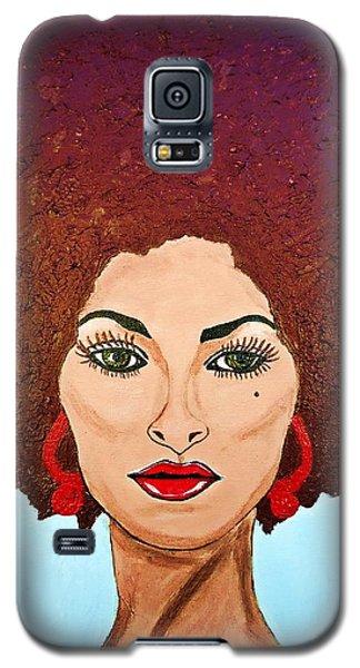 Pam Grier C1970 The Original Diva Galaxy S5 Case
