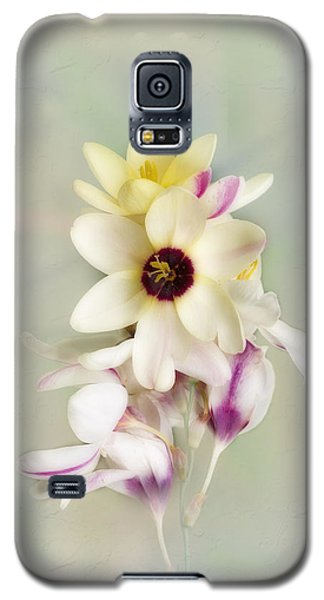 Galaxy S5 Case featuring the photograph Pamela by Elaine Teague
