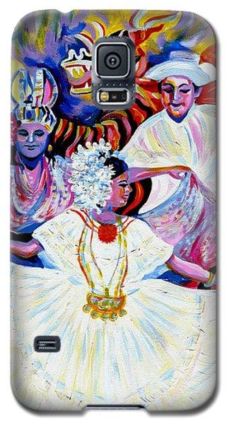 Panama Carnival. Fiesta Galaxy S5 Case