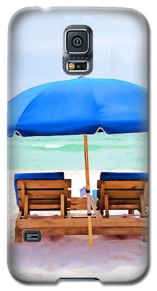 Galaxy S5 Case featuring the photograph Panama City Beach II by Vizual Studio