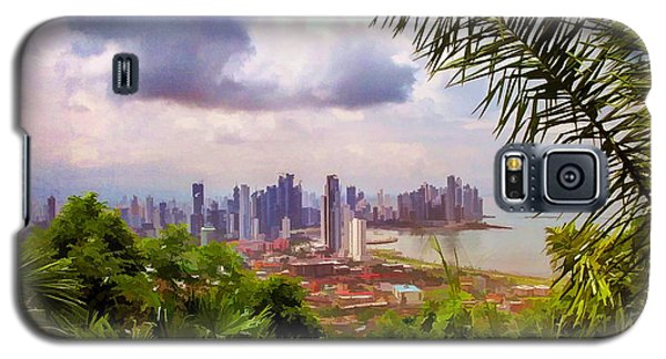 Panama City From Ancon Hill Galaxy S5 Case