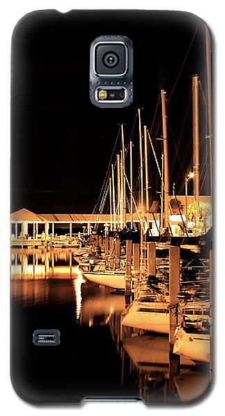 Panama City Marina Galaxy S5 Case