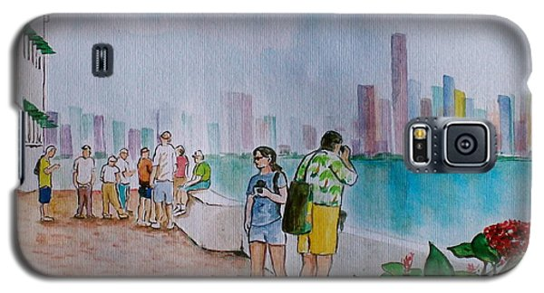 Panama City Panama Galaxy S5 Case