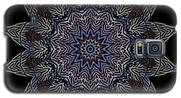 Galaxy S5 Case featuring the digital art Panchita Rivera by Rhonda Strickland