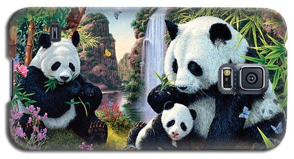Panda Valley Galaxy S5 Case by Steve Read